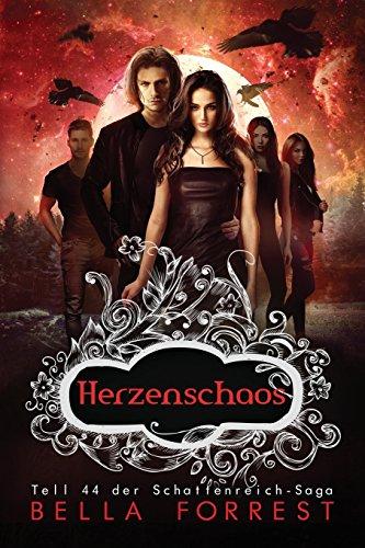 Das Schattenreich der Vampire 44 Herzenschaos (Volume 44)  [Forrest, Bella] (Tapa Blanda)