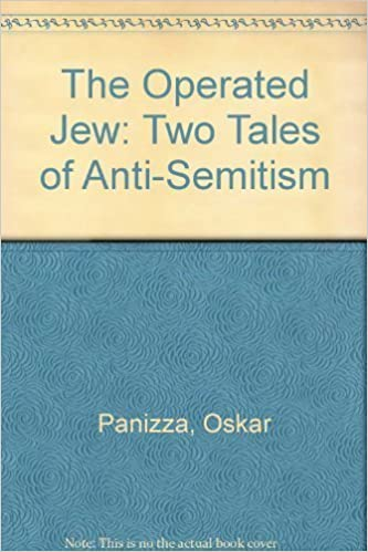The Operated Jew by Jack Zipes (1991-10-24)