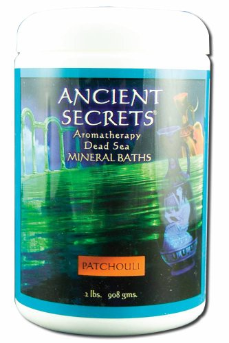 Ancient Secrets Bath Salt (Ancient Secrets Dead Sea Aromatherapy Bath Salts Patchouli 2)