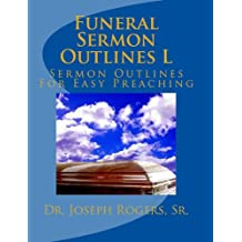 Funeral Sermon Outlines L