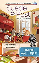 Suede to Rest (A Material Witness Mystery Book 1)
