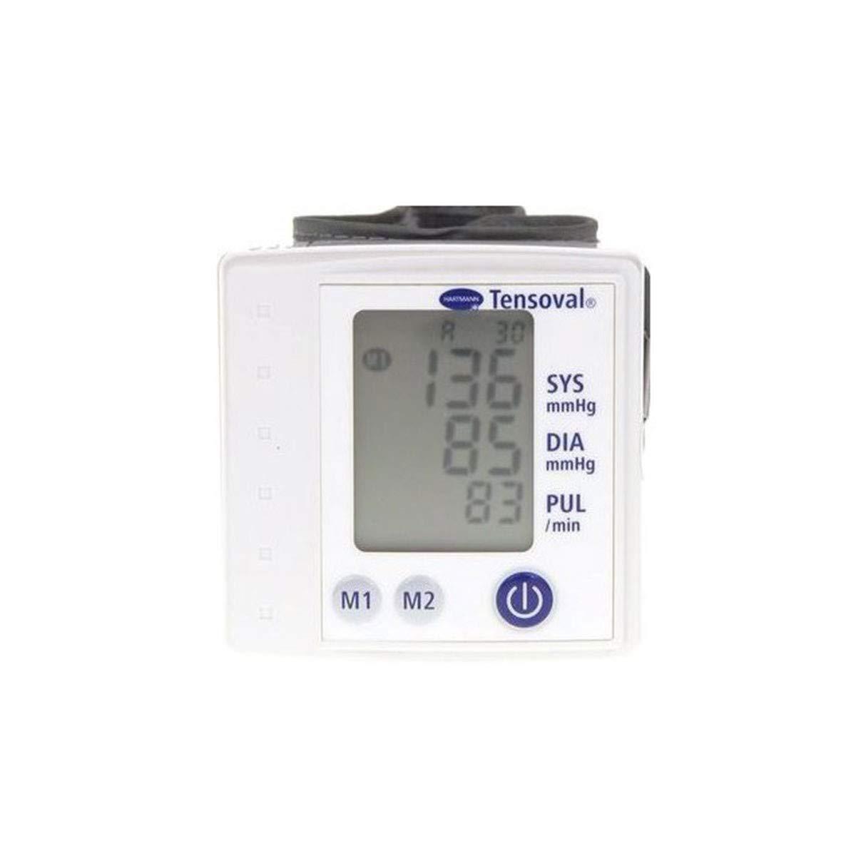 Hartmann 900119 Tensoval Mobil Classic - Tensiómetro automático para medición en la muñeca