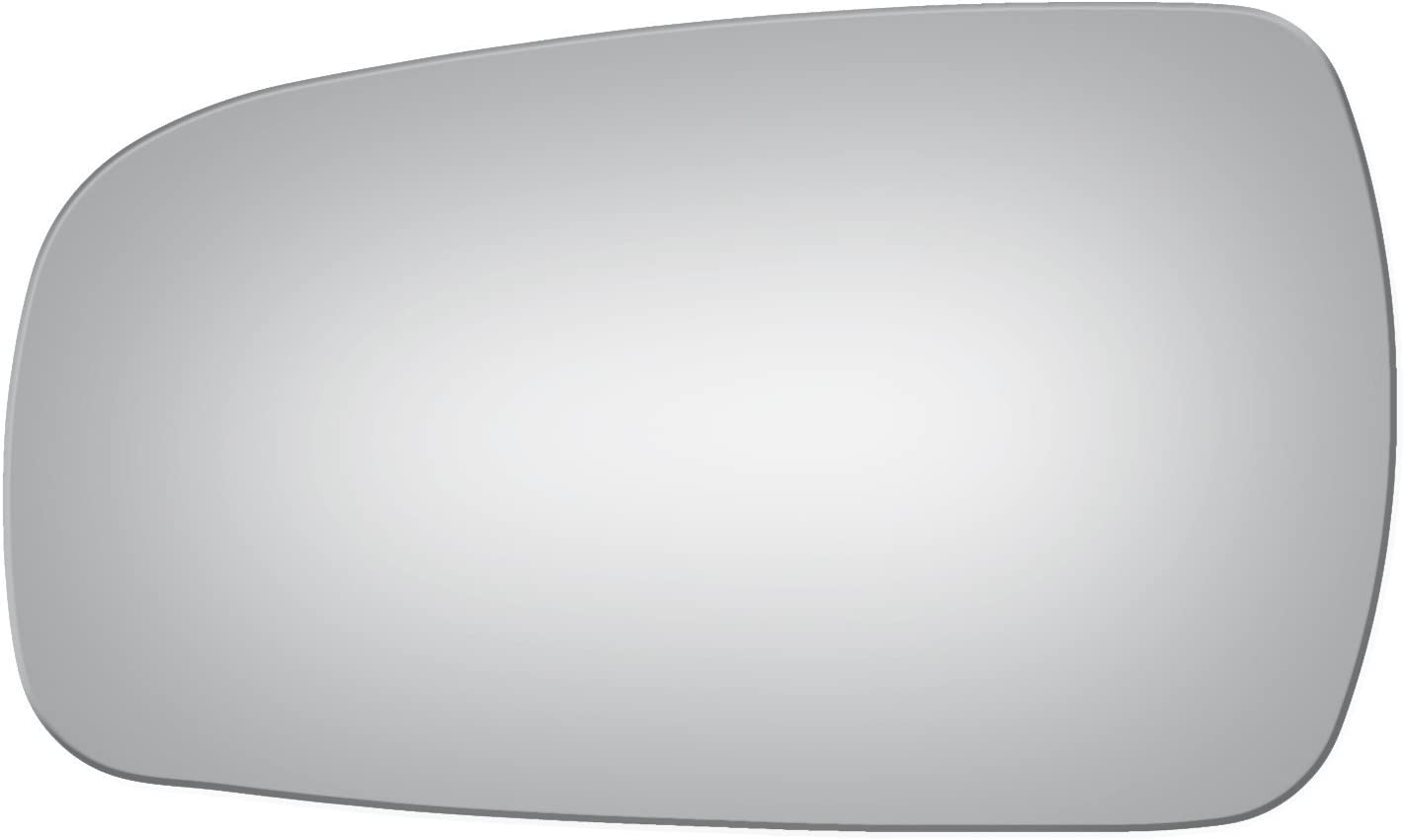 LEFT DRIVER SIDE LH FLAT MIRROR GLASS FOR 95-99 NISSAN MAXIMA 96-99 INFINITI I30
