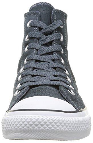 Converse Mens Chuck Taylor All Star Sneaker In Camoscio Ammiraglio
