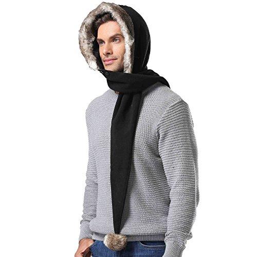 Miracu Winter Scarf Fleece Children product image