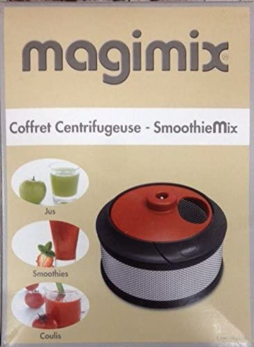 New Magimix Juice Extractor and Smoothie Mix 3200 o XL Food Processor attachment