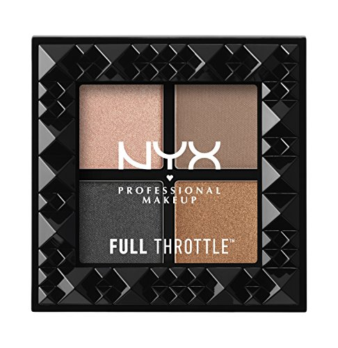 NYX Cosmetics Full Throttle Shadow Palette Take Over Control