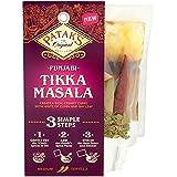 Patak's Punjabi Tikka Masala 3 Step Curry Kit - 313g (0.69lbs)