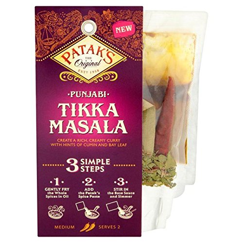Patak's Punjabi Tikka Masala 3 Step Curry Kit - 313g (0.69lbs)