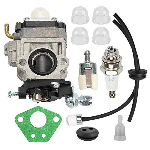 ATVATP WYK-66 Carburetor for Red Max EB4300 EB4400 EB4401 EB
