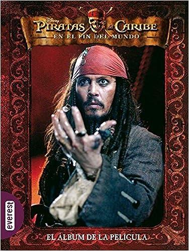 Piratas Del Caribe En El Fin Del Mundo El álbum De La Película Piratas Del Caribe 3 Amazon Es Walt Disney Company Libros