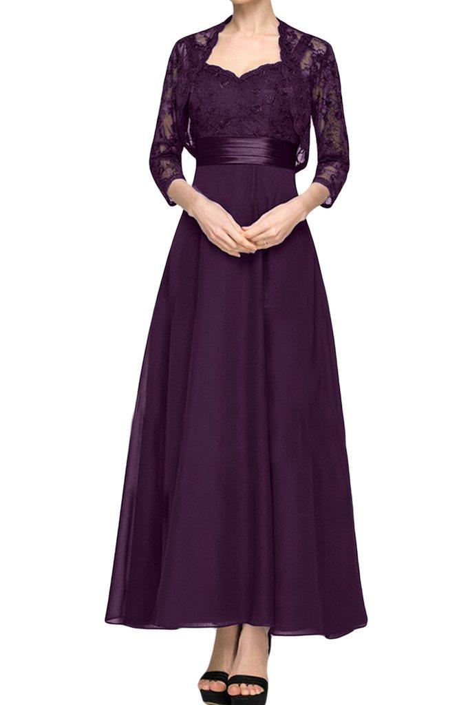 (ウィーン ブライド)Vienna Bride 披露宴用母親ドレス ママのドレス ロングドレス タイトドレス ベスト付き レースボレロ ハートカットネック B01MRXLG98 11 ブドウ ブドウ 11