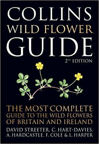 Image result for Collins British Common Wild Flower Guide by David Streeter