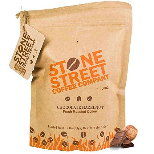 Stone Street Coffee Colombian HAZELNUTGround