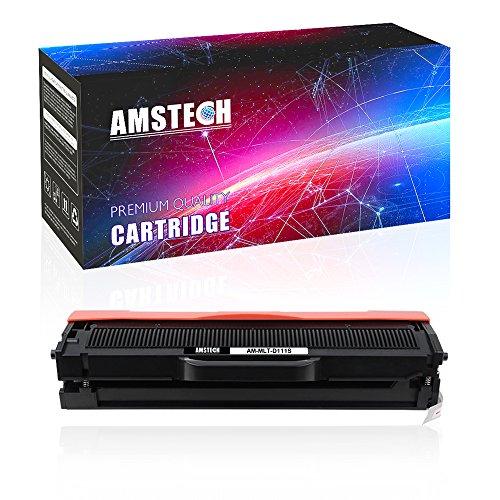 Samsung Laser Printer Ink (Amstech Compatible for Samsung MLT D111S MLTD111S MLT-D111S Toner Cartridge Replacement for Samsung Xpress SL-M2020W M2020W SL-M2070FW SL-M2070W Xpress M2070FW M2020 M2022 M2022W M2070 Toner Printer)