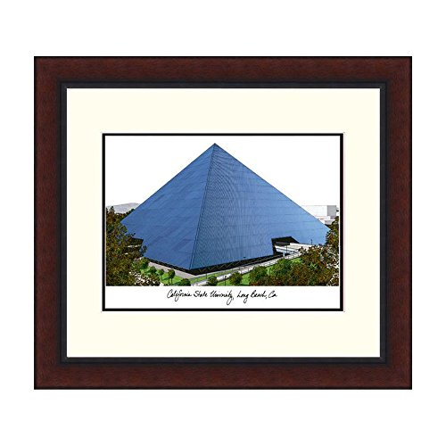 Campus Images NCAA Cal State Long Beach Legacy Alumnus Frame by Campus Images