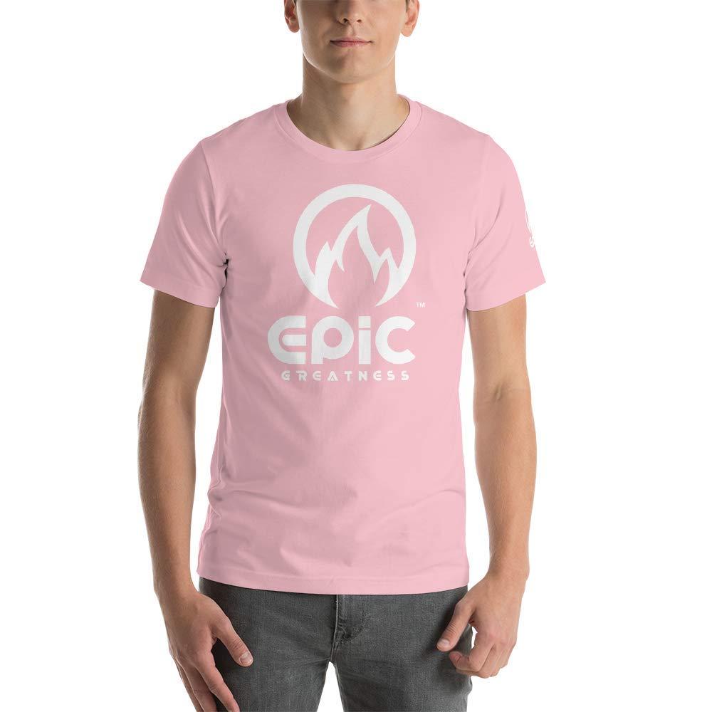 Epic Greatness Short-Sleeve Unisex T-Shirt V7 DR EPIC