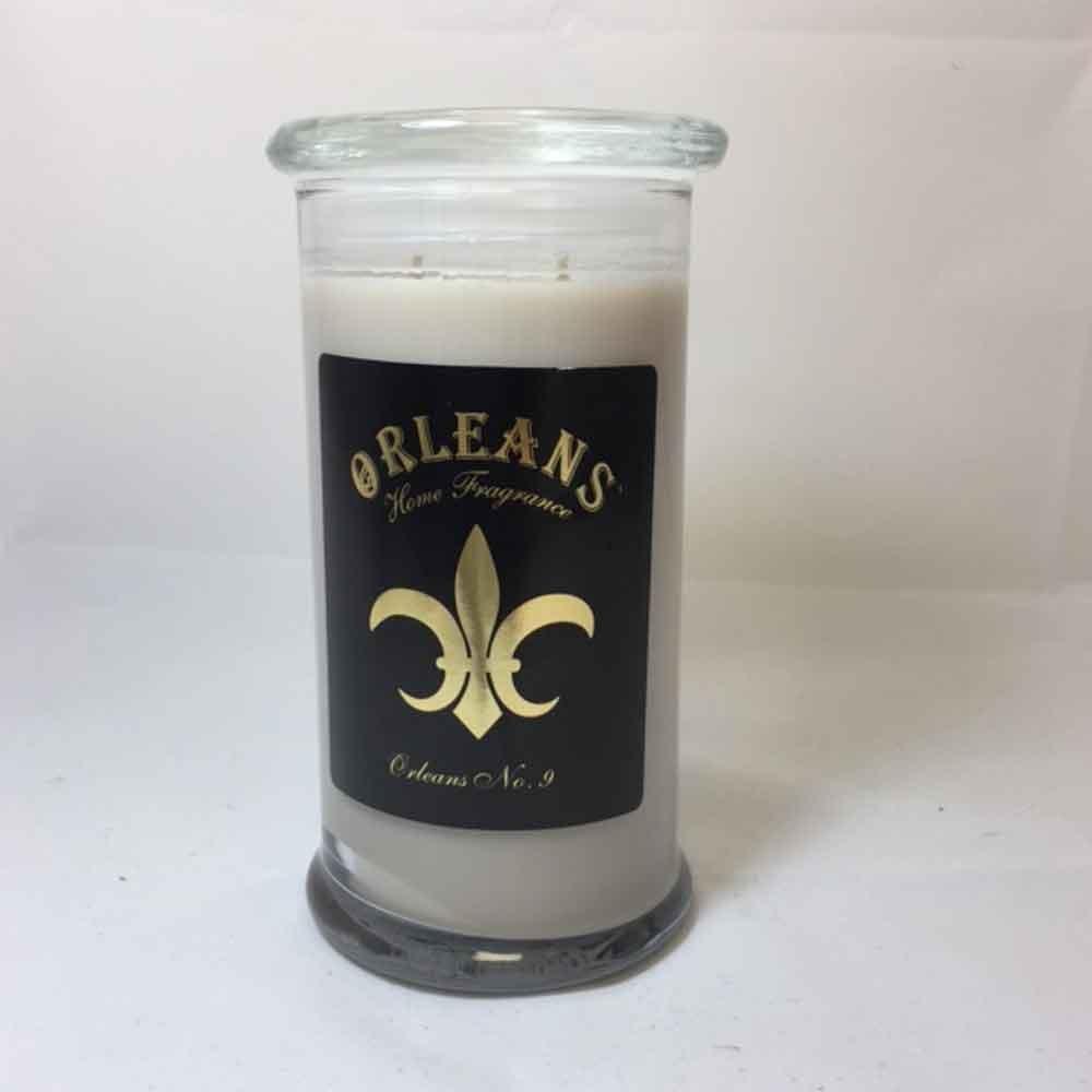 Orleans Home Fragrances 18 oz Elite Candle - Orleans No. 9