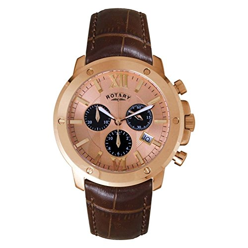 - Rotary GS02840-25 Mens Timepieces Chronograph Watch