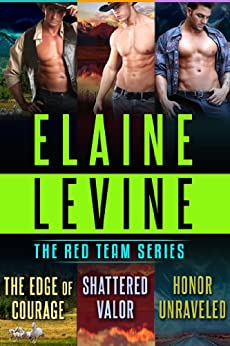 Red Team Boxed Set, Volume 1 by [Levine, Elaine]