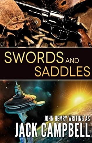 book cover of Swords and Saddles