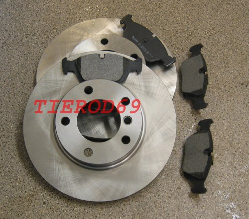 E36 3 SERIES FRONT BRAKE DISC & PADS VENTED C222: