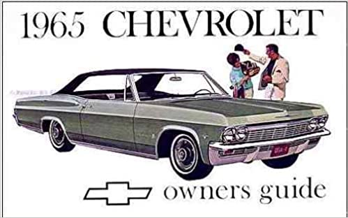 1965 Chevrolet All Models Owners Manual Chevrolet Amazon Com Books