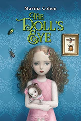 book cover of The Doll\'s Eye