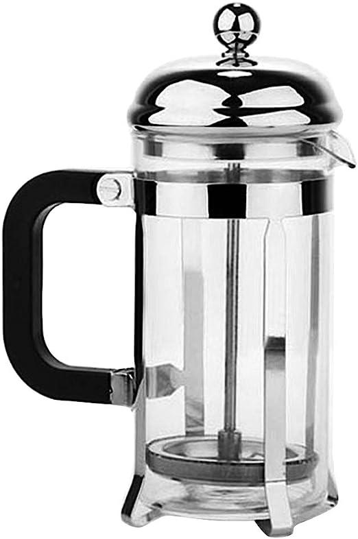 Queenhairs 350 ml de acero inoxidable de vidrio hueco filtro ...