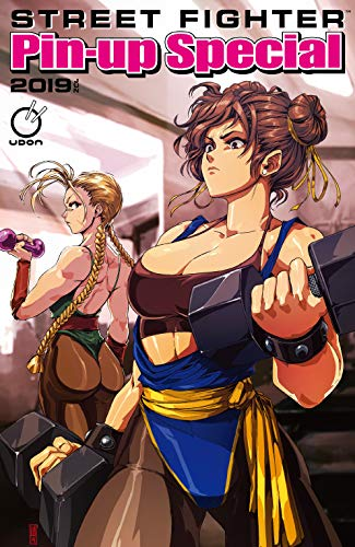 Street Fighter: Pin-up Special 2019 (Street Fighter: Swimsuit Special )