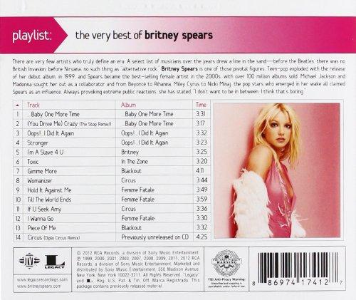 Resultado de imagem para Britney Playlist