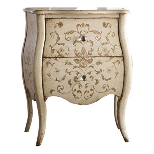 Hooker Furniture Melange Ariana Handpainted (Bombe Hall Chest)