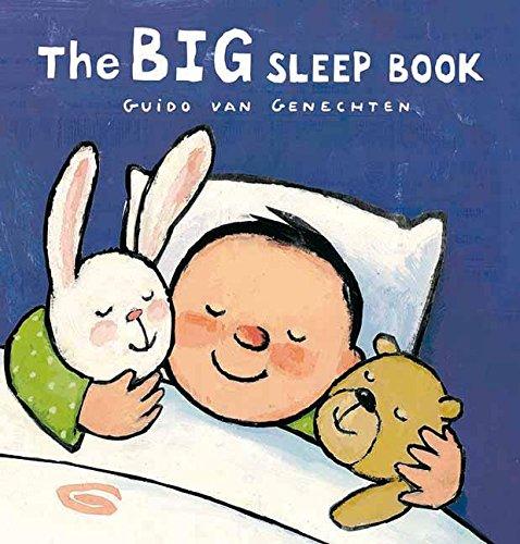 The Big Sleep Book (Clavis Toddler: Daily Life)