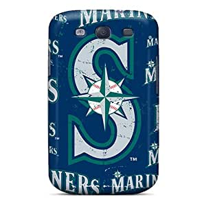 Samsung Galaxy S3 LOy8506EHFM Custom HD Seattle Mariners Image Scratch Resistant Hard Phone Cases -TimeaJoyce