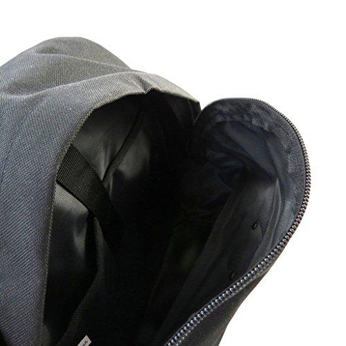 Zaino enrico benetti nero - 36x31x11 cm.