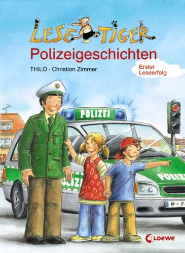 Lesetiger-Polizeigeschichten