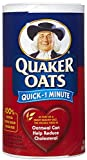 Quaker Standard Oatmeal Quick – 18 oz Review
