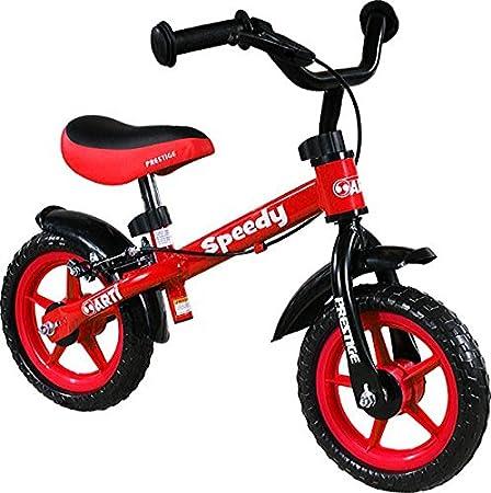 Bicicleta infantil de 10 pulgadas ruedas con frenos y timbre ...