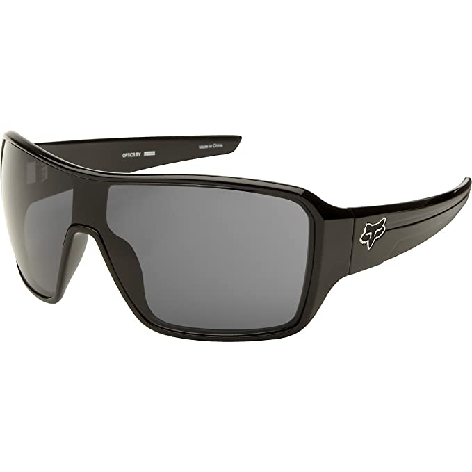 Amazon.com: Fox Racing – Gafas de sol Negro Pulido/gris/One ...