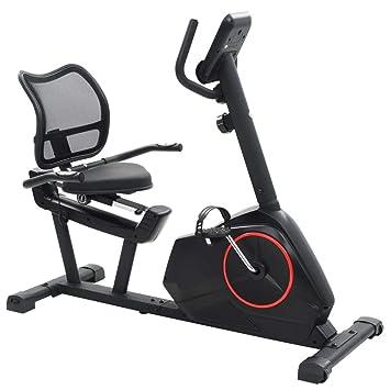binzhoueushopping Bicicleta estática reclinada con Movimiento de ...