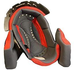 Scorpion EXO-700 Kwikwick Red X-Small Street Helmet Liner