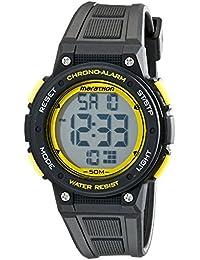 Unisex TW5K84900 Marathon Digital Watch with Black Band