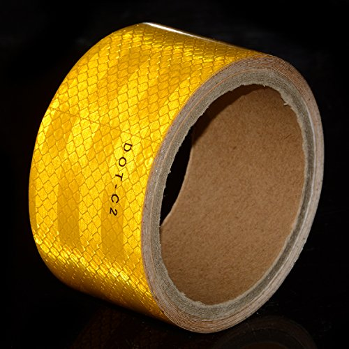 (Yellow DOT-C2 Conspicuity Reflective Tape - 2
