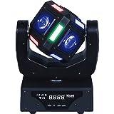 Blizzard Lighting Snake Eyes Mini | 10 Watt 9 Degree Beam Angle RGBW LEDs