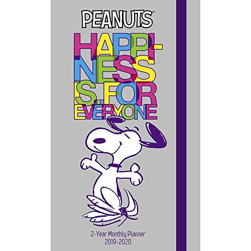 Planner Brands Acco (2019 Belle Snoopy Two Year Pocket Planner, by ACCO Brands)