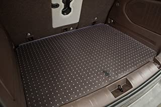 product image for 1996-2002 Mercedes E Class (Wagon 4-Matic) Sedan Clear Floor Clear Trunk Mat - Seats in Up Position