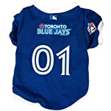 Hunter Manufacturing MLB Toronto Blue Jays Pet Jersey, Small