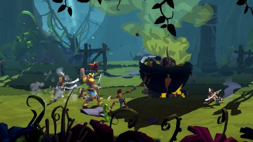 Sacred Citadel - Jungle Hunt [Download]