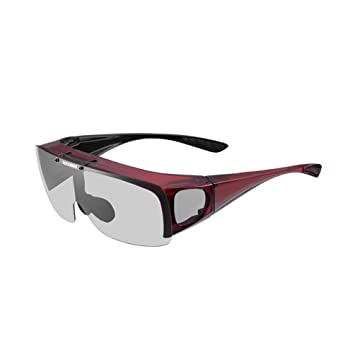 RockBros überbrille Gafas de sol polarizado para graduadas ...