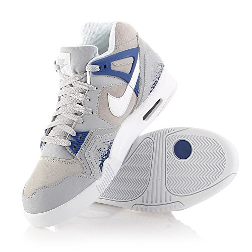 Nike - Air Tech Challenge II - Couleur: Bleu-Gris - Pointure: 44.0
